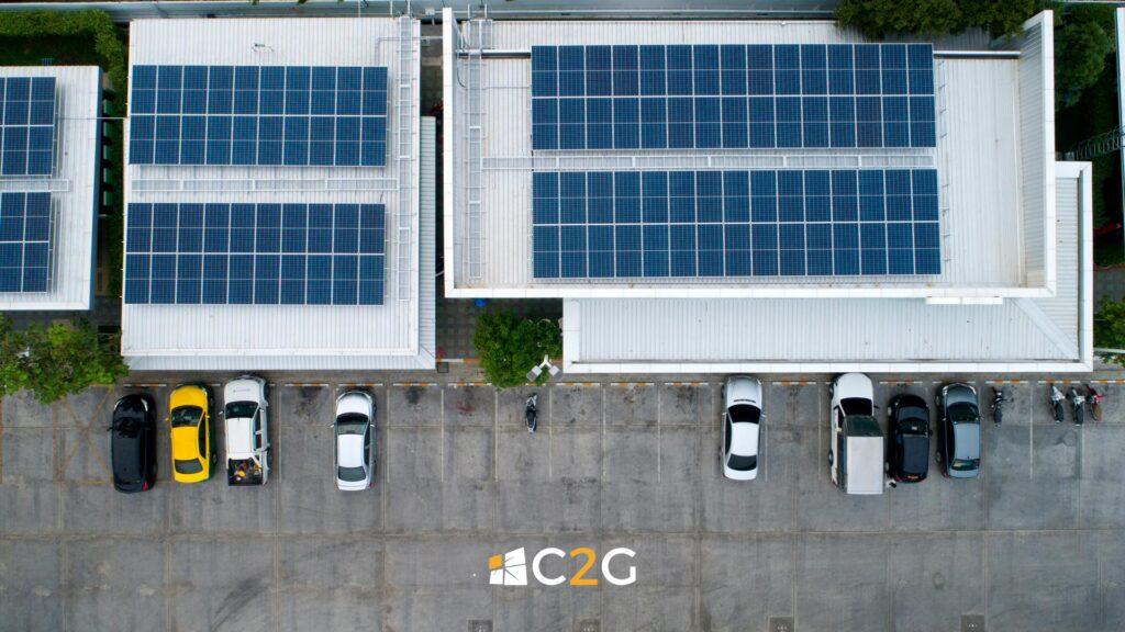 Preventivo fotovoltaico per aziende, uffici Bergamo, Lecco, Monza e Brianza - C2G Solar