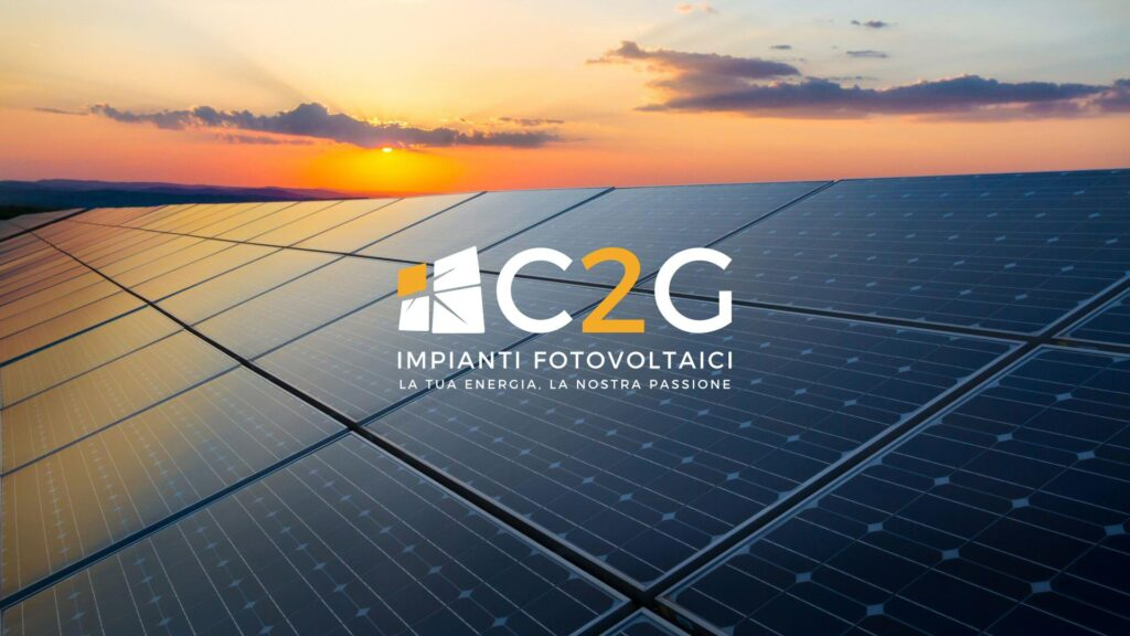 C2G Solar - Impianti fotovoltaici Lecco, Bergamo, Monza e Brianza