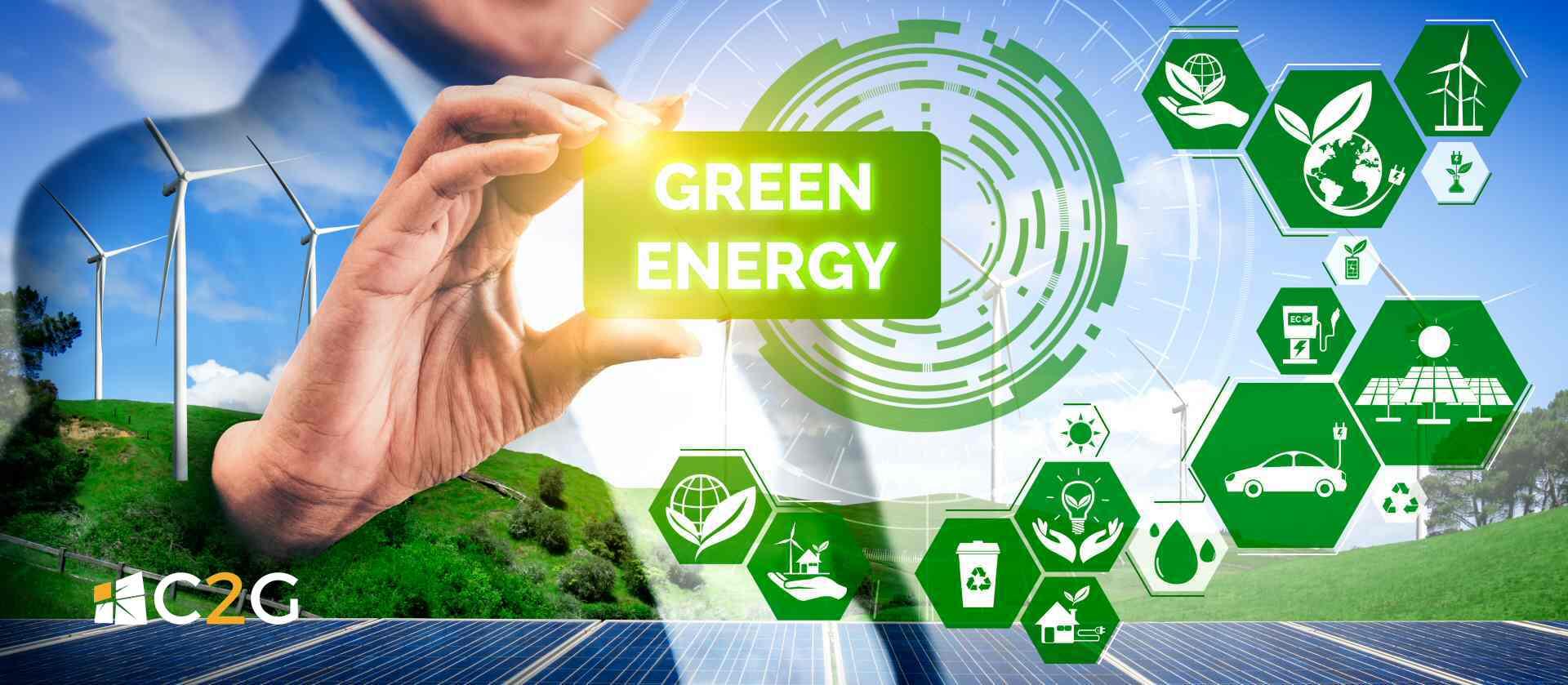 Energia verde - C2G Solar