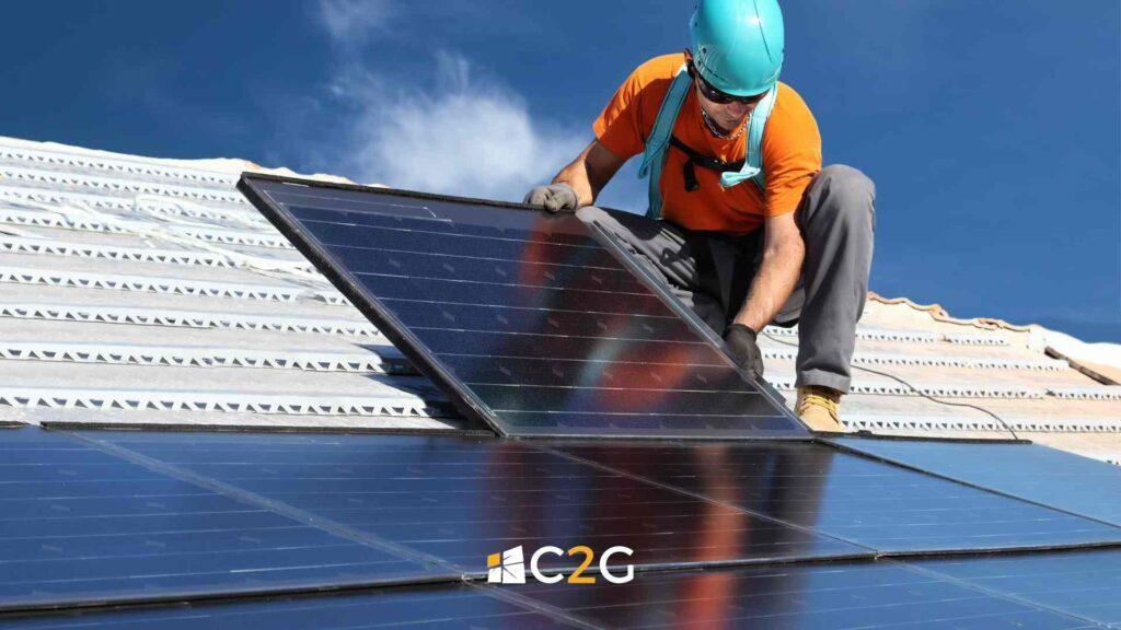 Installare fotovoltaico Lecco., Bergamo, Monza e Brianza - C2G Solar