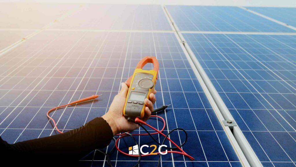 Monitoraggio impianti fotovoltaici - C2G Solar