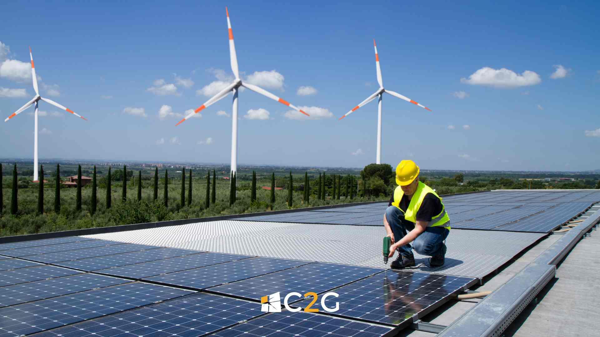Installazione impianti fotovoltaici - C2G Solar