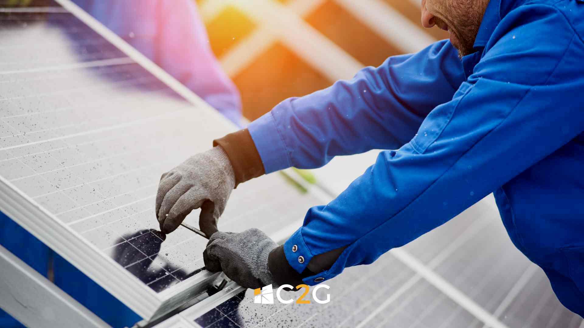 Installazione impianto fotovoltaico - C2G Solar