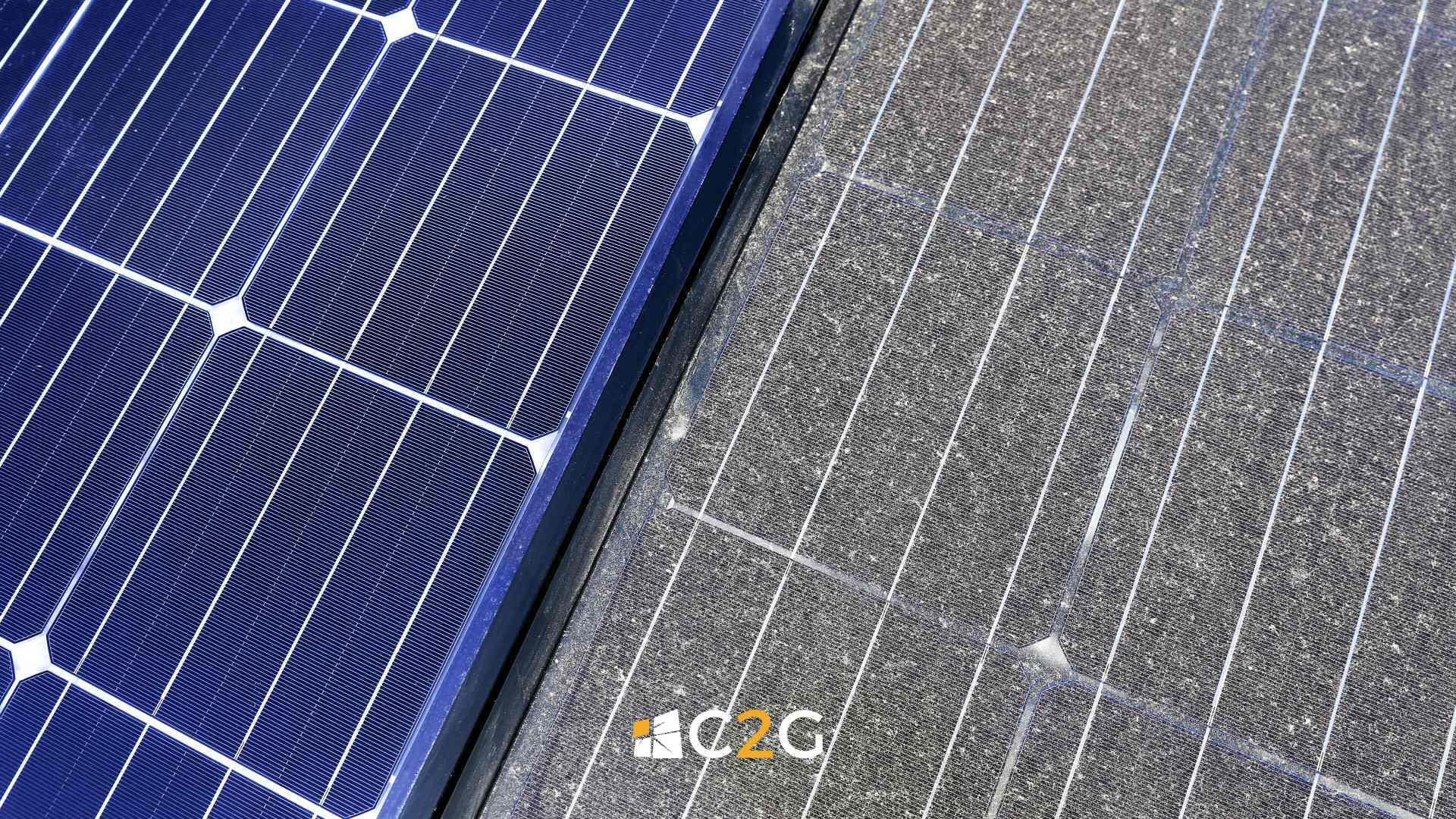Manutenzione impianti fotovoltaici - C2G Solar