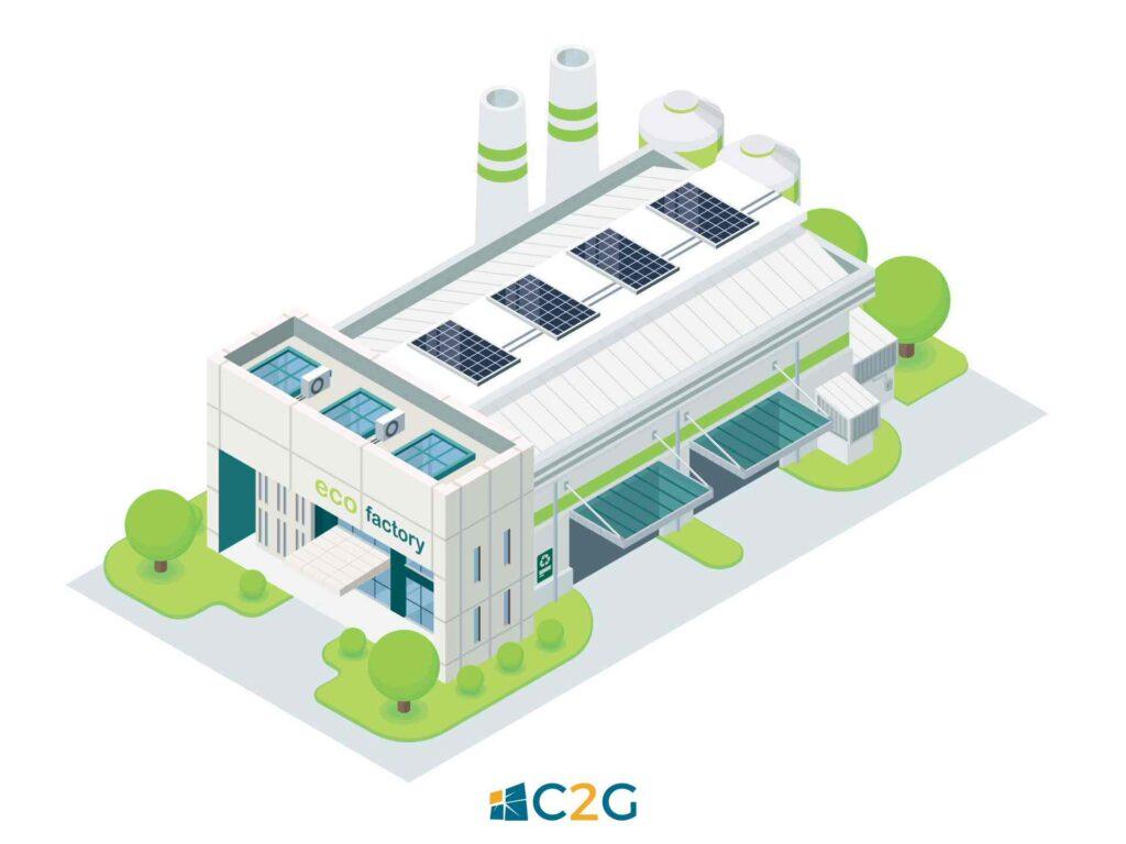 Risparmio energetico aziende - C2G Solar