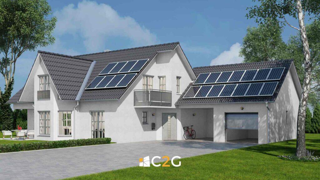 Quanto costa un impianto fotovoltaico a Lecco, Bergamo, Monza e Brianza - C2G Solar