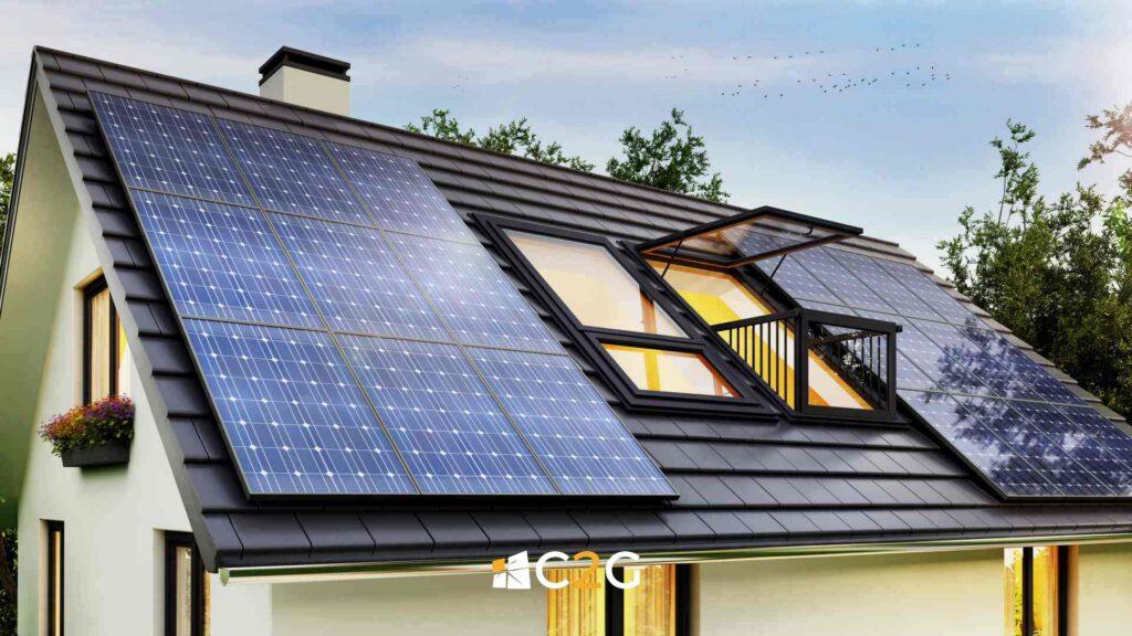 Imipanto fotovoltaico casa - C2G Solar