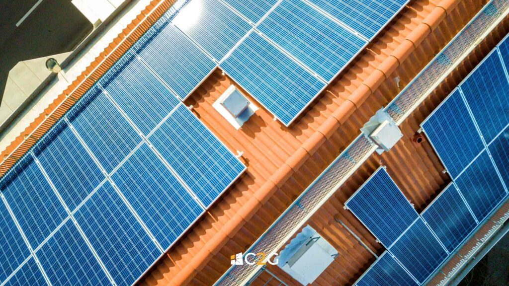 Imipanto fotovoltaico a Bergamo, Lecco, Monza e Brianza - C2G Solar