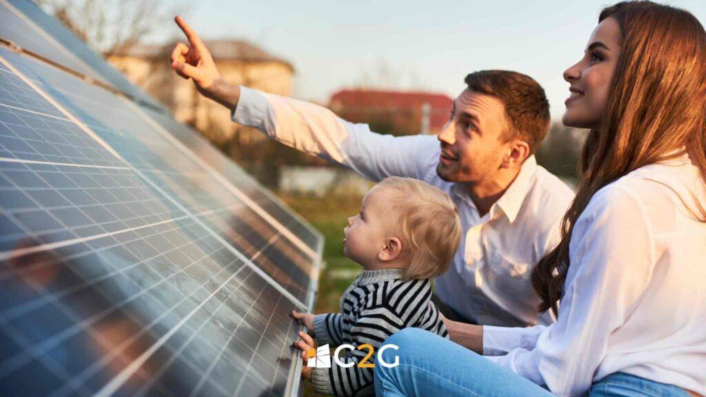 Preventivo impianto fotovoltaico casa LEcco, Bergamo, Monza e Brianza - C2G Solar