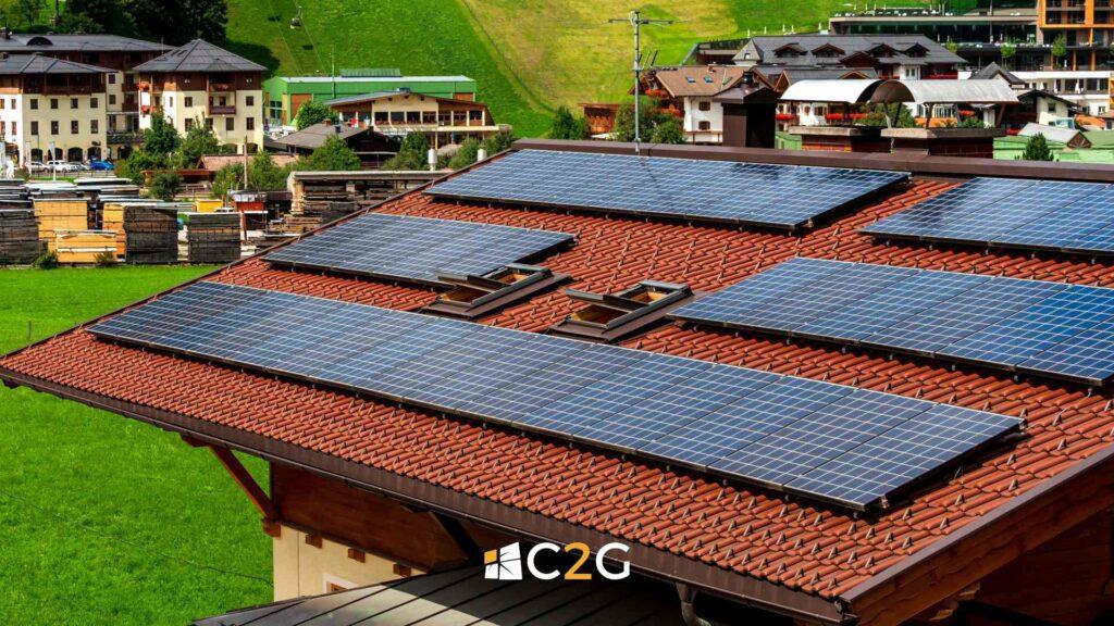 Preventivo fotovoltaico hotel, alberghi, ristorante, locale Lecco, Bergamo, Monza e Brianza - C2G Solar