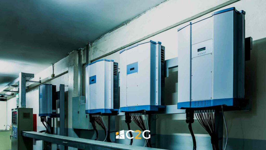 Storage system impianto fotovoltaico - C2G Solar