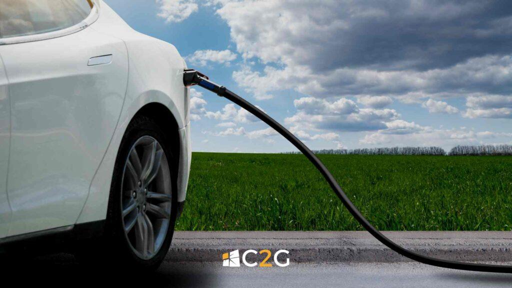 Ricarica auto elettriche - C2G Solar