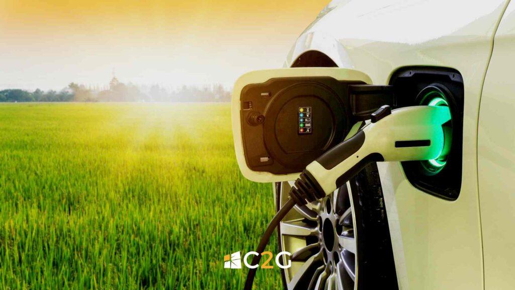 Ricarica auto elettrica a Lecco, Bergamo e Monza e Brianza - C2G Solar