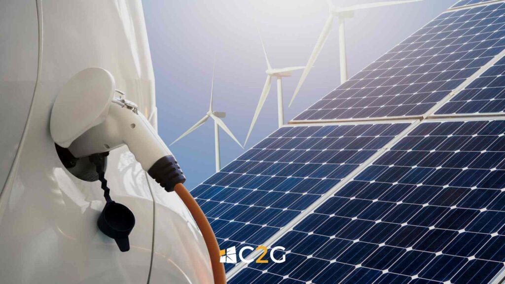 Fotovoltaico e ricarica auto - C2G Solar