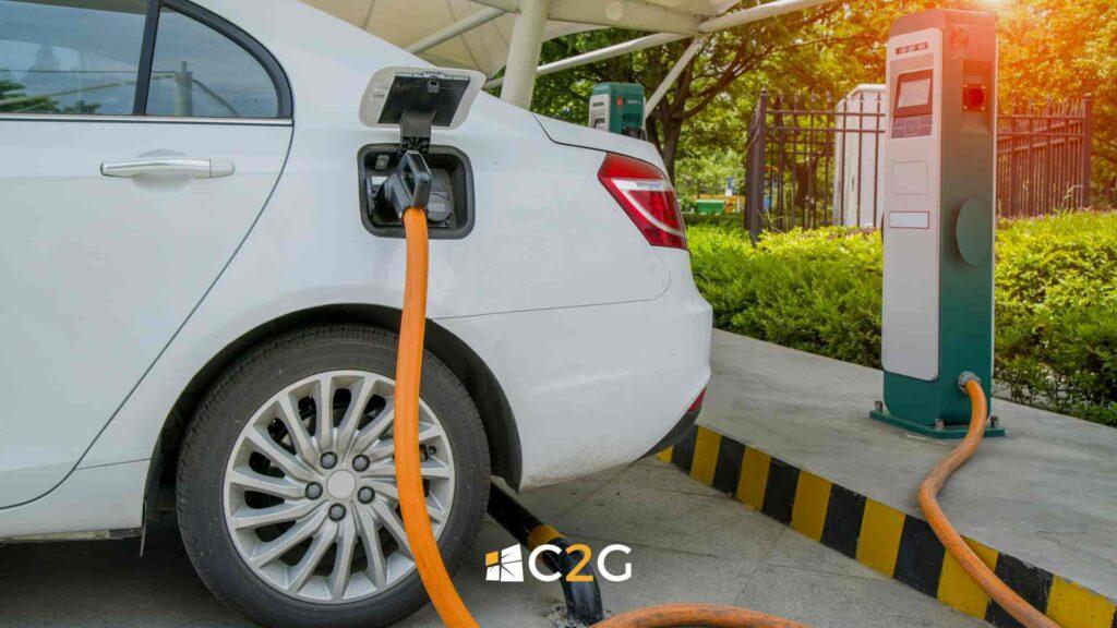 Flotta aziendale auto elettriche - C2G Solar