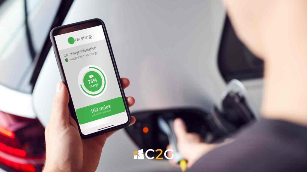 Ricarica auto elettriche a pagamento - C2G Solar