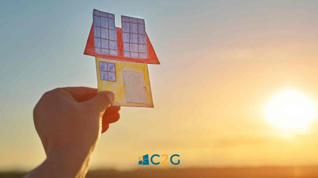 Energia solare per la casa - C2G Solar